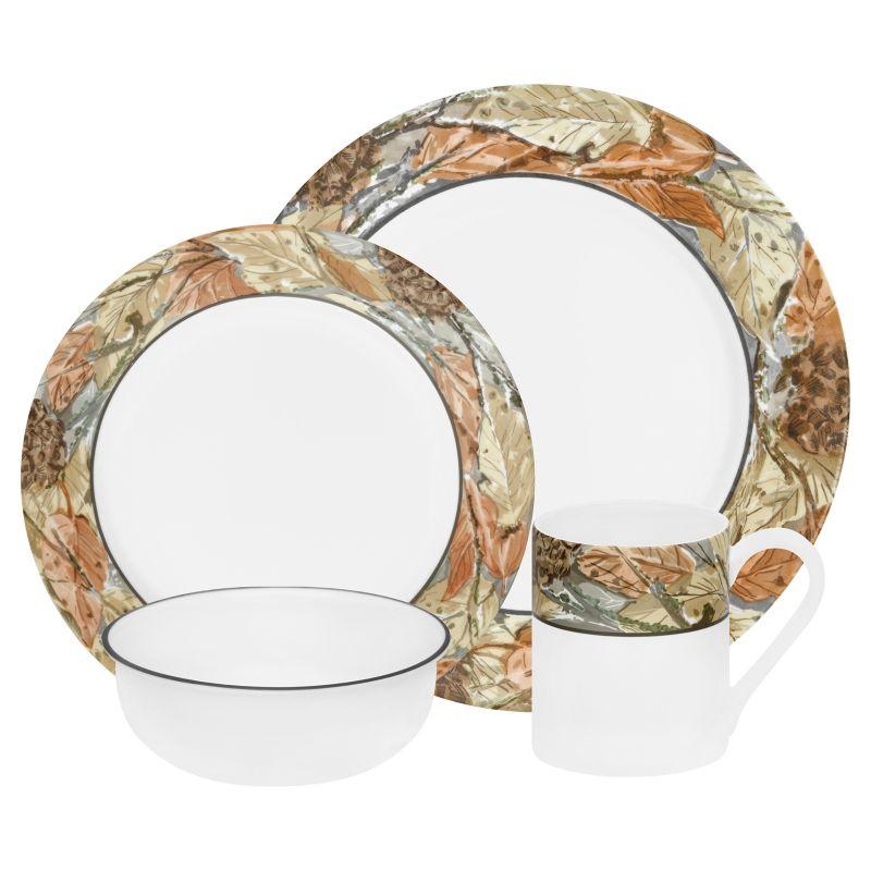 Everyday Stoneware Dinnerware Set Kohl S