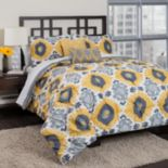 Republic Raina Ikat Comforter Set