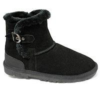 LAMO Sporty Women's Suede Ankle Boots