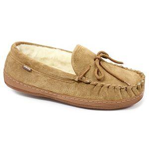 3fd99a88ce9f4 Women s Dearfoams Suede Moccasin Slippers. (2). Regular