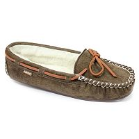 LAMO Britain Moc II Women's Fleece Moccasins