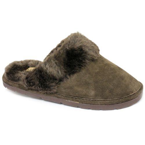 LAMO Women's Fleece Scuff ... Slippers