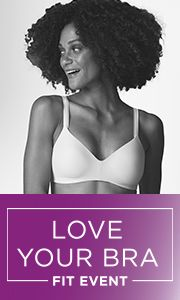 Love your bra fit event