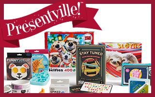 presentville: games, gifts