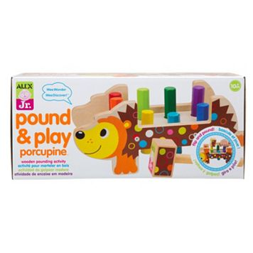 ALEX Jr. Pound & Play Porcupine