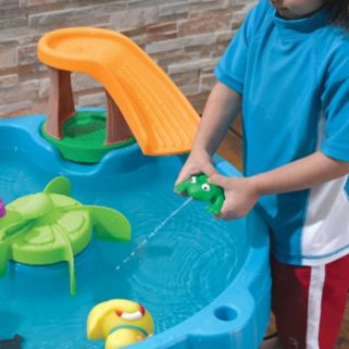 Step2 Duck and Frog Pond Water Table