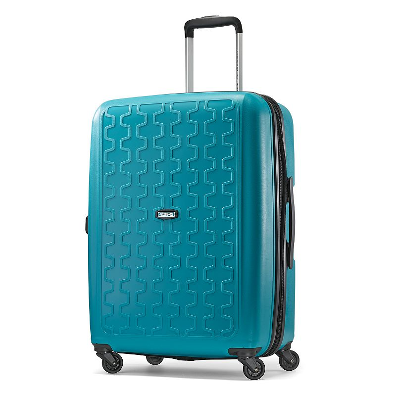 American Tourister Luggage, Duralite 24-inch Hardside Expandable Spinner Upright