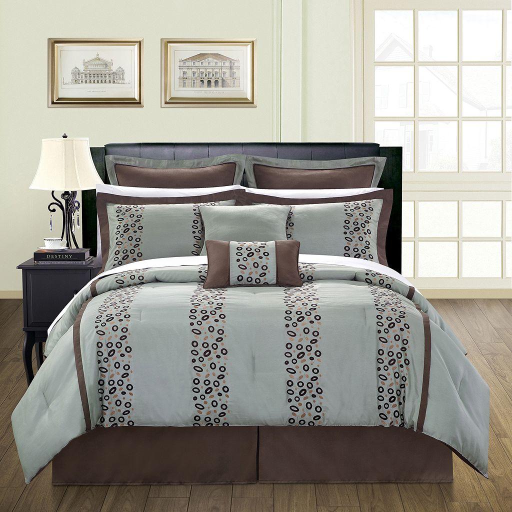 Pebbles 12-pc. Bed Set