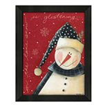 Timeless Frames ''Snow Is Glistening'' Framed Wall Art