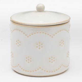 Food Network™ Fontinella Beaded Small Canister