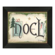 Timeless Frames ''Noel'' Framed Wall Art