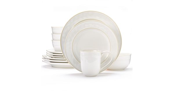 Food Network™ Fontina 16-pc. Dinnerware Set