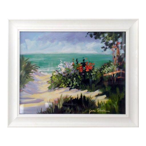 Timeless Frames ''Beach'' Framed Wall Art