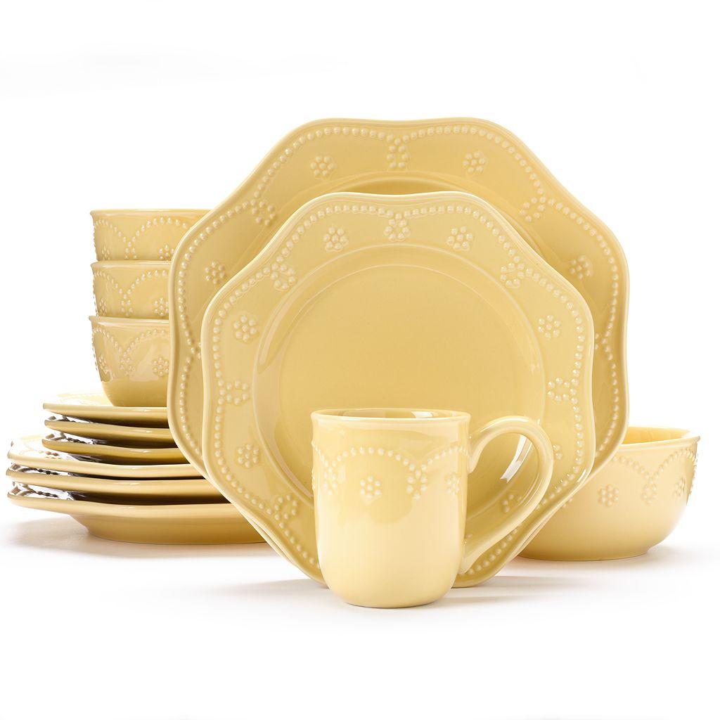 Food Network™ Fontinella 16-pc. Dinnerware Set