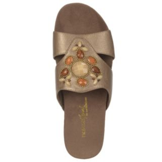 NaturalSoul by naturalizer Amethyst Women's Slip-On Sandals