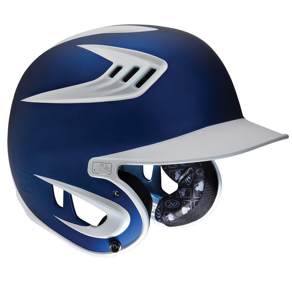 Rawlings Senior 80 MPH Baseball Batting Helmet - Adult