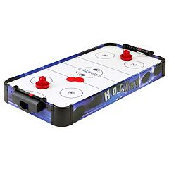 Blue Line 32 in Portable Table Top Air Hockey