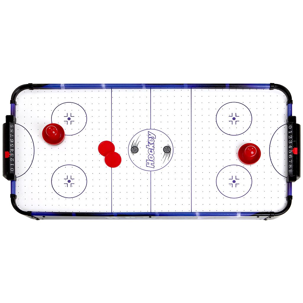 Blue Line 32-in. Portable Table Top Air Hockey