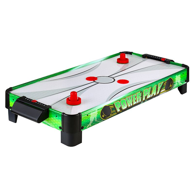 Hathaway Power Play 40-in. Air Hockey Table, Green
