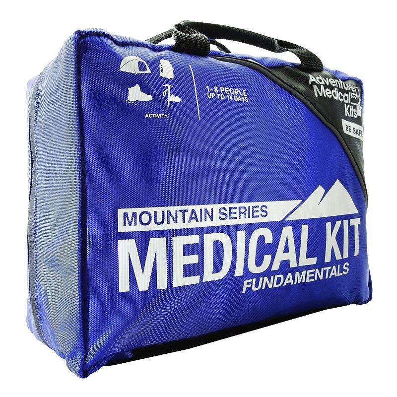 Adventure Medical Kits Mountain Series Fundamentals Medical Kit, Multicolor