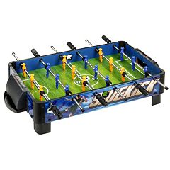 Hathaway Sidekick 38-in. Tabletop Foosball Table