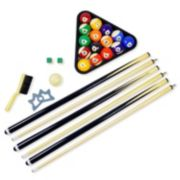 Hathaway Pool Table Billiard Accessory Set