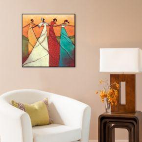 Art.com ''Unity'' Wood Wall Art