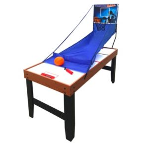 Hathaway Accelerator 54-in. 4-in-1 Multi-Game Table