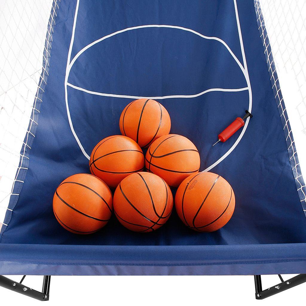 Hathaway Hoops Electronic Dual Basketball Game