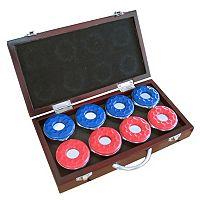 Hathaway Shuffleboard Pucks & Case Set