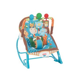 f932825ca Fisher-Price Infant-to-Toddler Rocker