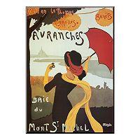 Art.com ''Avranches'' Wood Wall Art