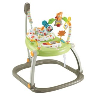 Fisher-Price Woodland Friends SpaceSaver Jumperoo