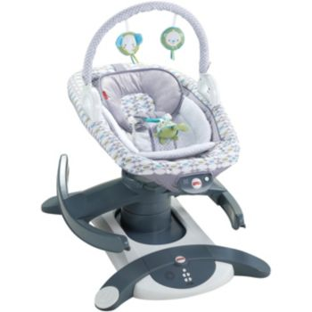 Fisher-Price 4-in-1 Rock ?n Glide Soother