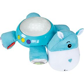 Fisher-Price Blue Hippo Projection Soother