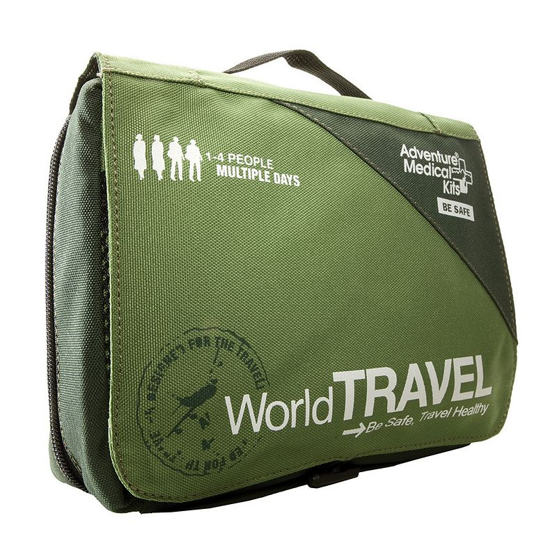 Adventure Medical Kits World Travel Kit, Multicolor