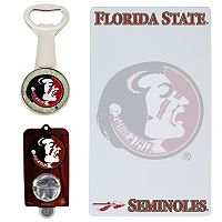 Florida State Seminoles 3-Piece Lifestyle Package