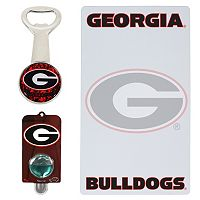 Georgia Bulldogs 3-Piece Lifestyle Package