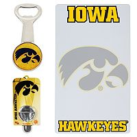 Iowa Hawkeyes 3 pc Lifestyle Package