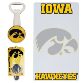 Iowa Hawkeyes 3-Piece Lifestyle Package