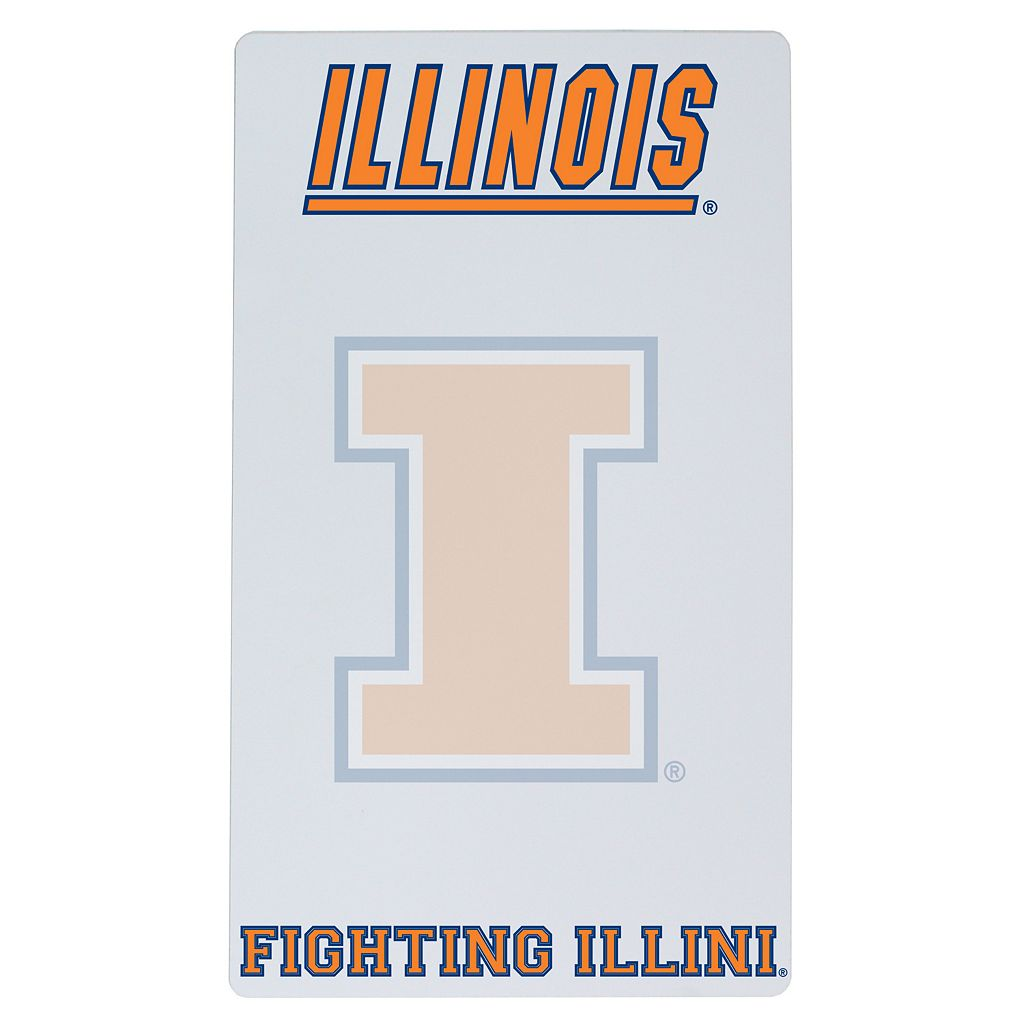 Illinois Fighting Illini 3-Piece Lifestyle Package