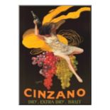 Art.com ''Cinzano'' Wood Wall Art
