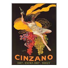 Art.com ''Cinzano'' Wood Wall Art