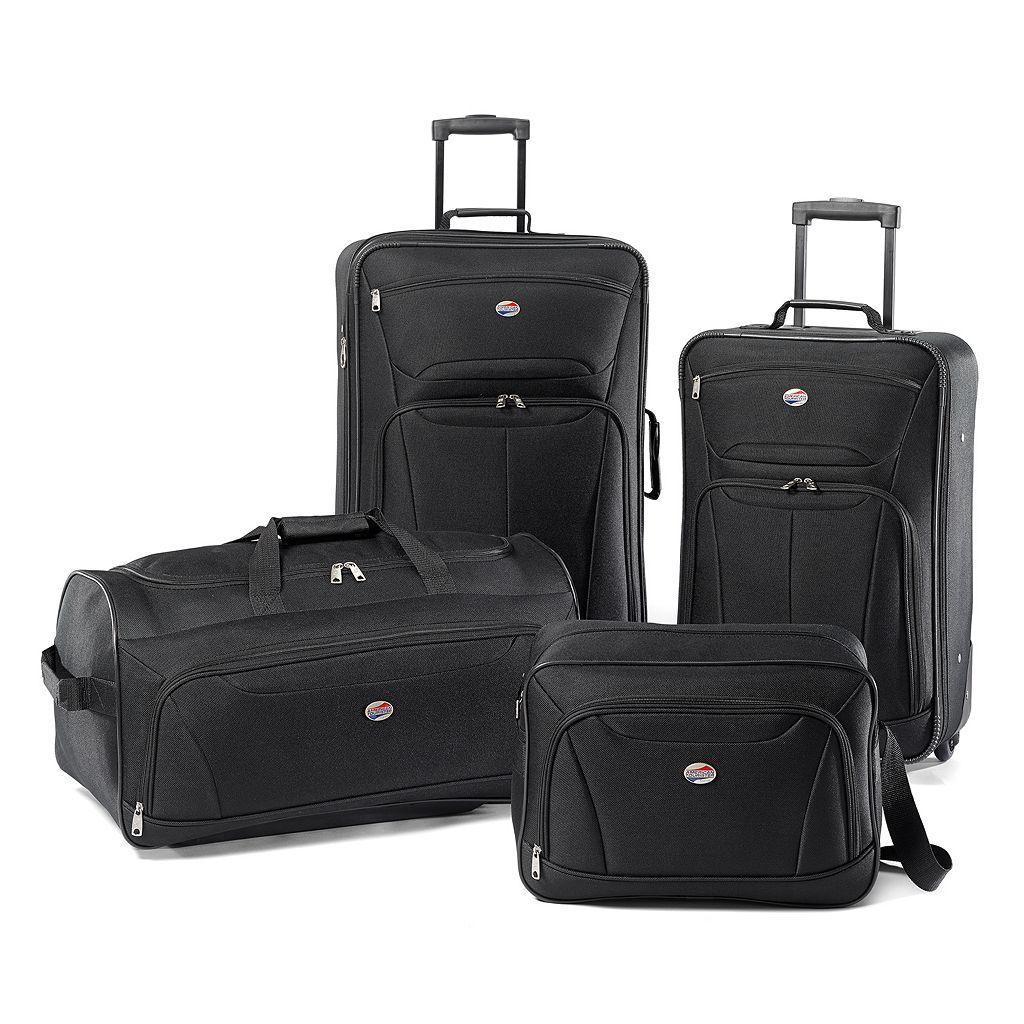 American Tourister Fieldbrook II 4-piece Luggage Set