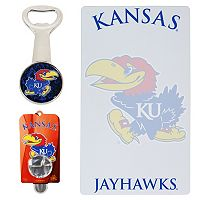 Kansas Jayhawks 3-Piece Lifestyle Package