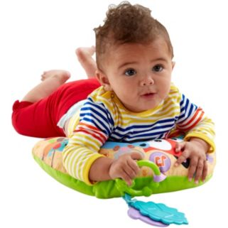 Fisher-Price Comfort Vibe Play Wedge