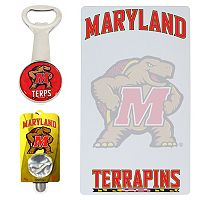 Maryland Terrapins 3-Piece Lifestyle Package