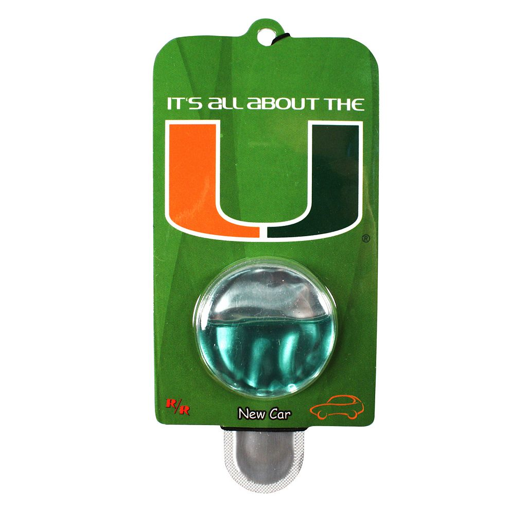 Miami Hurricanes 3-Piece Lifestyle Package