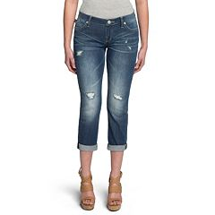 Rock & Republic® Destructed Boyfriend Jeans - Women's
