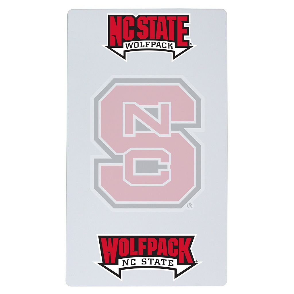 North Carolina State Wolfpack 3-Piece Lifestyle Package